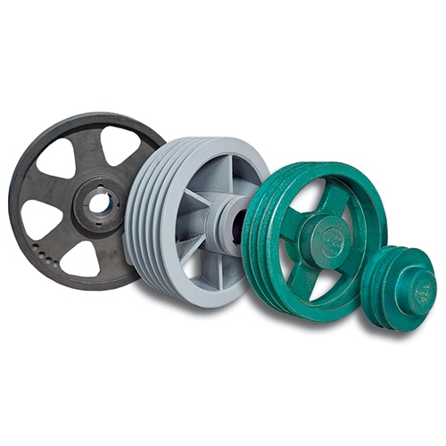 Roller and Motor Pulleys